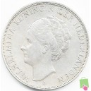 Netherlands 2½ 1939 Gulden Wilhelmina Queen of the Netherland NL4