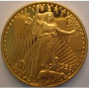 000024 USA $20 GOLD DOUBLE EAGLE COLLECTORS PROOF COPY