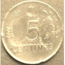 LUXEMBOURG 5 Centimes 1930 CHARLOTTE