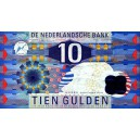 The Netherlands 10 gulden 1997 IJsvogel