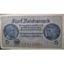 Germany 5 Reichsmark NAZI WW II (G.18449662)