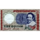 Netherlands 10 gulden 1953 (2LR 029913)
